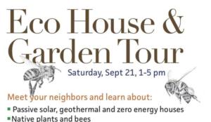 Madison Environmental Commission Eco House & Garden Tour @ Madison NJ: Various addresses