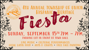 Union Township Hispanic Heritage Fiesta @ Town Hall