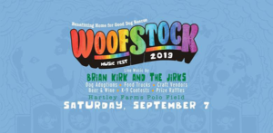 WoofStock Music Festival 2019 @ Hartley Farms Polo Field