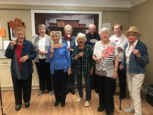 New Providence Senior Happenings @ DeCorso Community Center