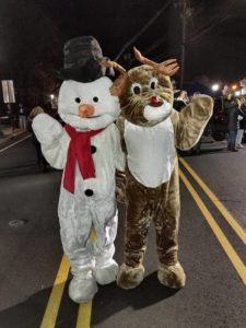 Berkeley Heights Santa Visit & Winter Walk @ Berkeley Heights Town Hall