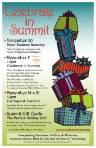 Summit: Carriages & Carolers @ Lyric Park