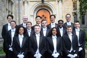 Yale Whiffenpoofs Perform at Trinity Episcopal Church in Cranford @ Trinity Episcopal Church