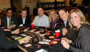 Mountainside Education Foundation Biannual Casino Night @ Our Lady of Lourdes Church