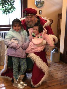 Kenilworth Old-Fashioned Christmas & Victorian Santa Visit @ Oswald J. Nitschke House