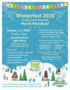North Plainfield Winterfest 2020 @ North Plainfield High School