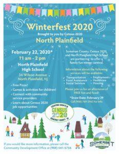 North Plainfield Winterfest 2020 @ North Plainfield High School