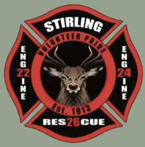 Stirling Volunteer Fire Department's annual Venison Dinner @ Stirling Volunteer Fire Department