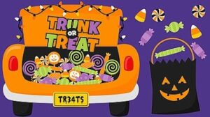 Madison Borough Trunk or Treat Event @ Madison Volunteer Ambulance Corps building