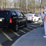 Fanwood Easter Drive by