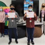 Warren Middle School Scholastic Art and Writing Winners