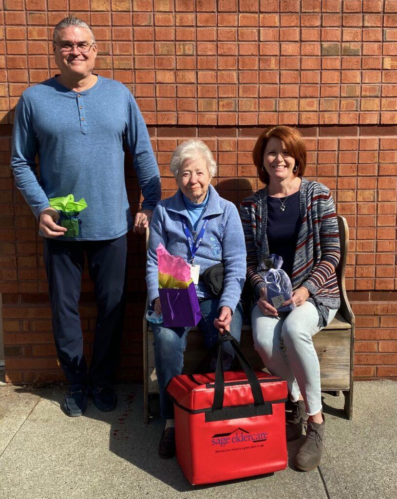 SAGE Eldercare Thanks Volunteers
