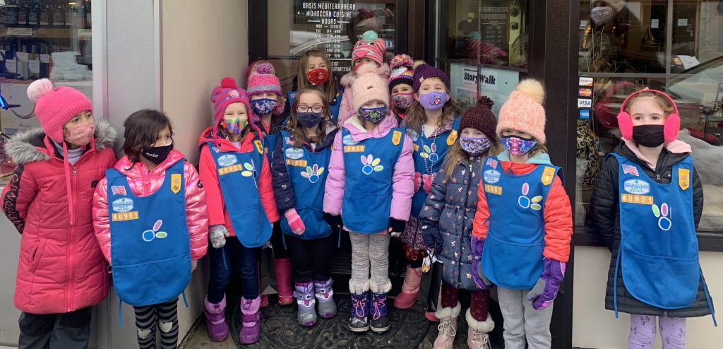Cranford Daisy Troop 40901