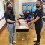 Lincoln Students Study Light Waves
