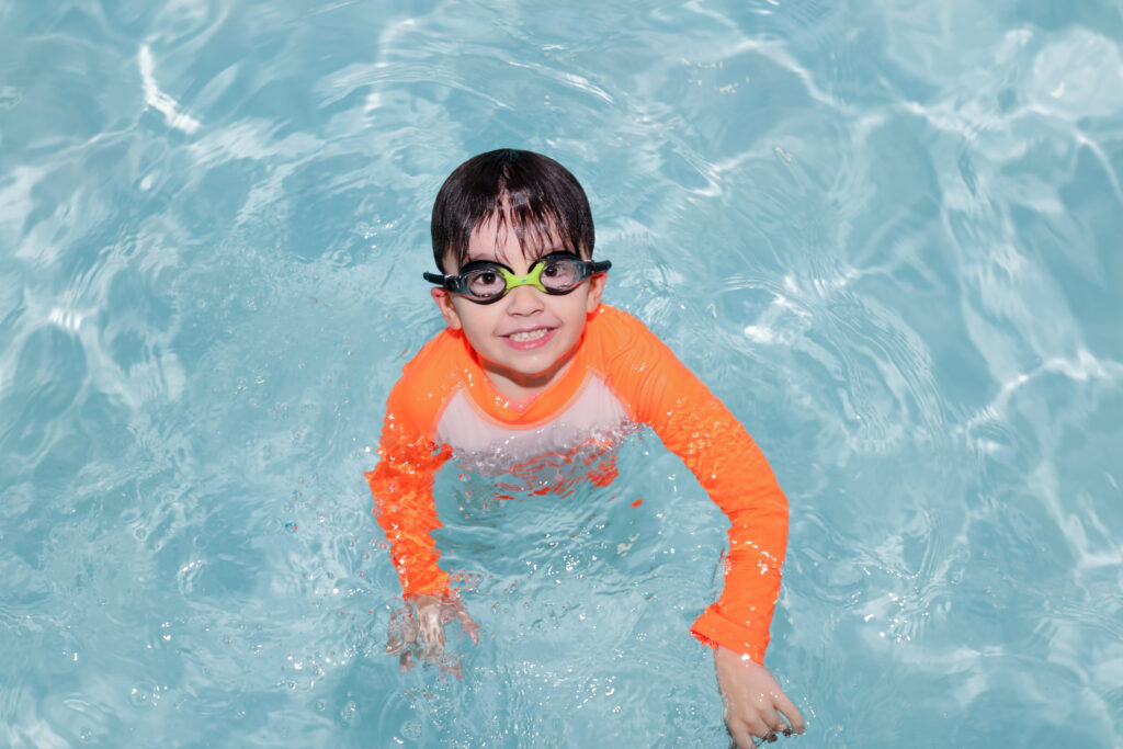 Boys & Girls Clubs of Union County Swim Lessons