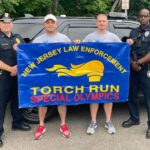 Garwood Police Special Olympics Torch Run