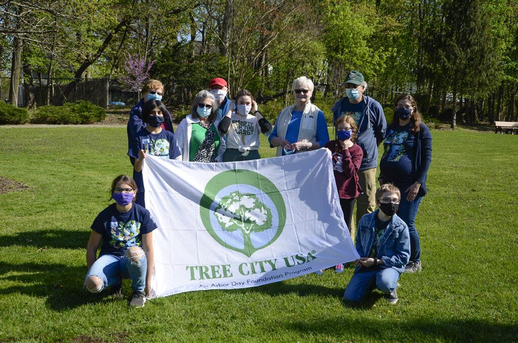 Fanwood Arbor Day 2021