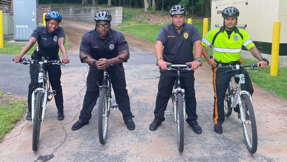 Fanwood Bike Cops 2021
